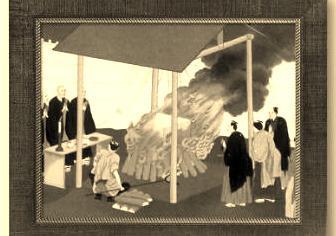 日本火葬史